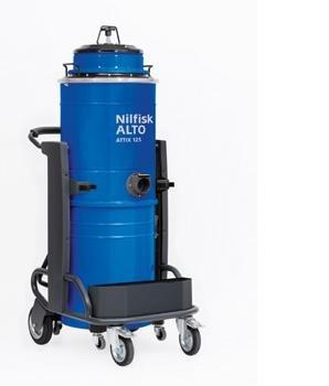 Sauger:                     Nilfisk - Attix 115