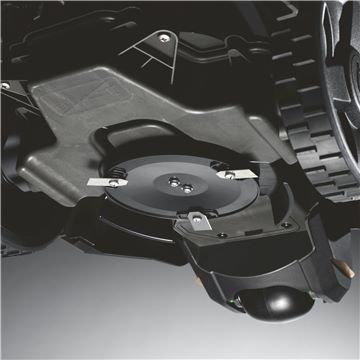 Dank des innovativen Mähsystems arbeitet der Automower® sehr diskret und leise - wann immer Sie es wünschen.