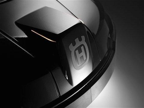 Automatisches Laden Wenn die Batteriekapazität von dem Automower® niedrig ist, findet er selbstständig seinen Weg zur Ladestation.