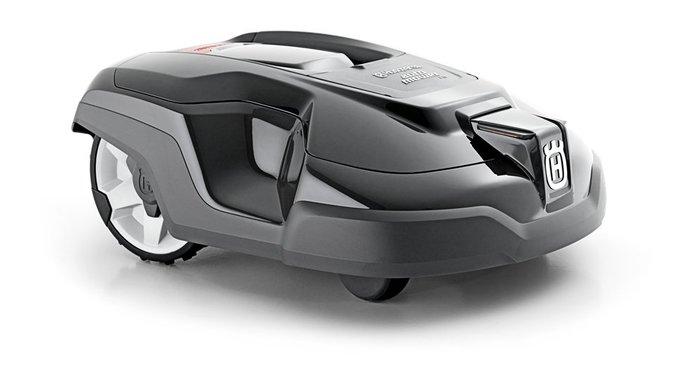 Gebrauchte                                          Mähroboter:                     Husqvarna - Automower 310 - PERFEKTE GELEGENHEIT mit Ausstellungs-Neugerät EXZELLENT SPAREN (gebraucht)