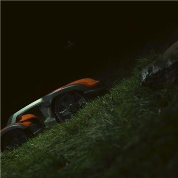 Automower® Allradantrieb (All-Wheel Drive)