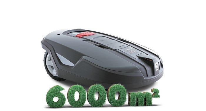 Mähroboter:                     Husqvarna - Automower (R) 265 ACX