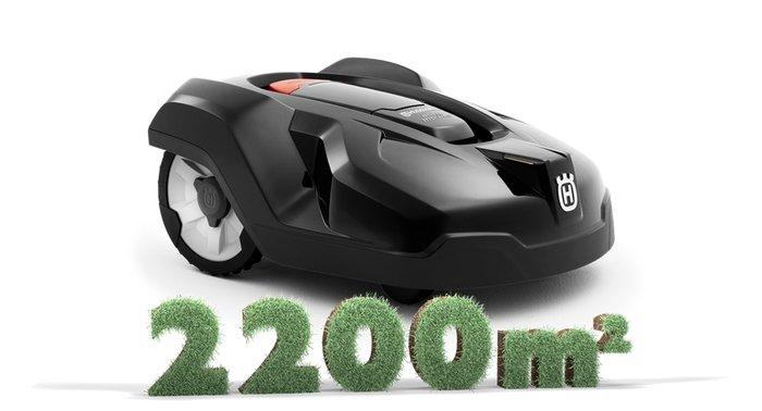 Mähroboter:                     Husqvarna - Automower (R) 320