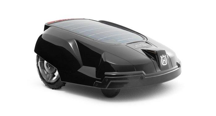 Gebrauchte                                          Rasenmäher:                     Husqvarna - Automower SOLAR HYBRID - Mähroboter mit XXTra-VORTEIL Ausstellungs-Neumaschine & NICHT (gebraucht)