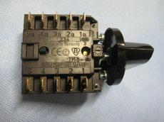 Ersatzteile: Brill - B10042 Wahlschalter für Walzenhäcksler