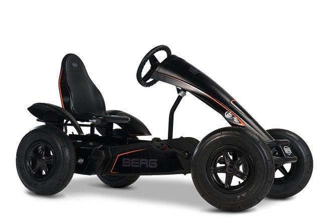 Pedal GoCarts:                     BERG Toys - BERG Black Edition BFR