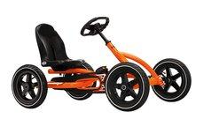Pedal GoCarts: BERG Toys - BERG Buddy Orange