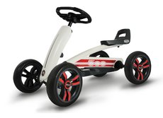 Pedal GoCarts: 								BERG Toys - BERG Buddy White