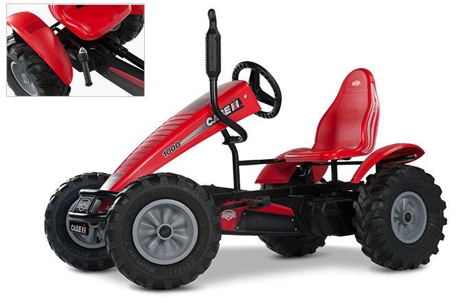 Pedal GoCarts:                     BERG Toys - BERG Case IH BFR-3