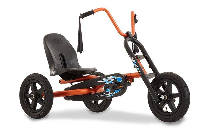 Pedal GoCarts:                     BERG Toys - BERG Choppy