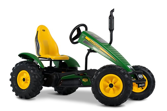 Pedal GoCarts:                     BERG Toys - BERG John Deere BFR