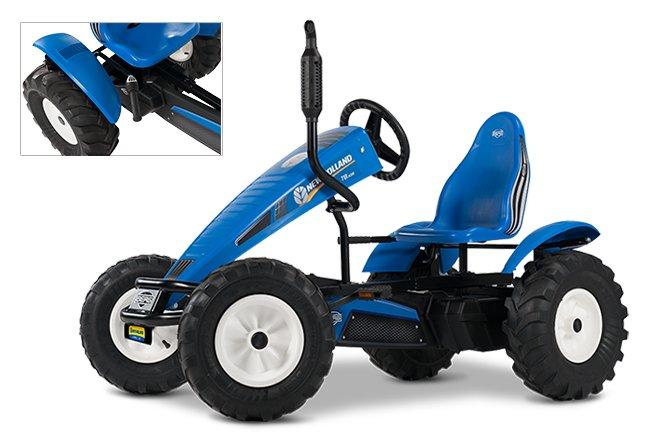 Go Carts:                     BERG Toys - BERG New Holland BFR-3