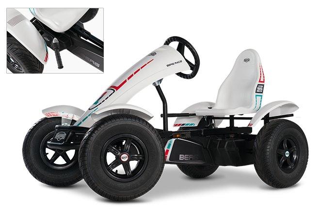 Pedal GoCarts:                     BERG Toys - BERG Race BFR-3