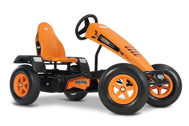 Pedal GoCarts:                     BERG Toys - BERG X-Cross BFR