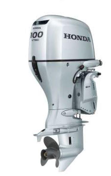 Bootsmotoren:                     Honda Außenbordmotor - BF100LRTU
