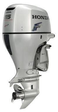 Bootsmotoren:                     Honda Außenbordmotor - BF115LU