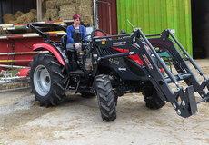 Gartentraktoren: BGU Traktoren - BGU UFT 43 NCF