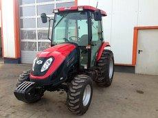 Gartentraktoren: BGU Traktoren - BGU UFT 50 SHF