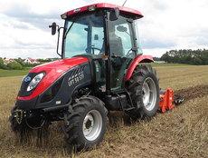 Gartentraktoren: BGU Traktoren - BGU UFT 50 STF