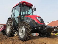 Gartentraktoren: BGU Traktoren - BGU UFT 60 SPF