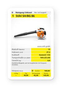 Kombigeräte: Stihl - SHE 71