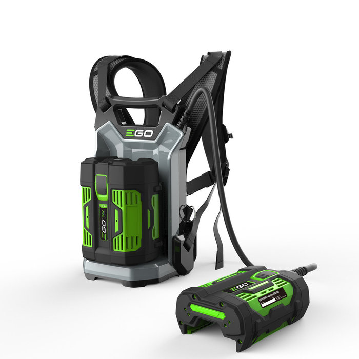 Akkus und Akkuzubehör:                     EGO Power Plus - BH1001 Rückentragegestell für Handgeführte Produkte