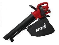 Akkulaubbläser & -sauger: MTD - BLB40