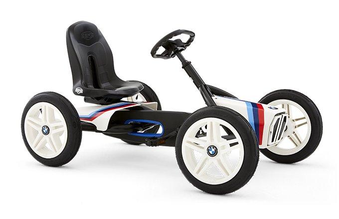Pedal GoCarts:                     BERG Toys - BMW Street Racer