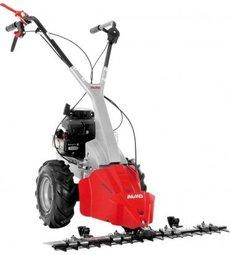 Balkenmäher:                             Agria - 5300 (Grundmaschine ohne Mähbalken)