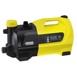 Hauswasserautomaten:                     Kärcher - BPE 4200/50 Auto Control