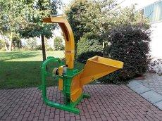 Gartenhäcksler: Widl - BTC 130