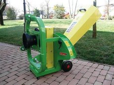 Gartenhäcksler: Widl - BTC 50