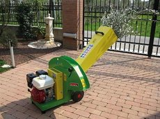 Gartenhäcksler: Widl - BTH 50