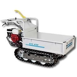 Gebrauchte                                          Schneeräumer:                     Bertolini - BTR 450-EasyTrans - Profi Raupentransporter (gebraucht)