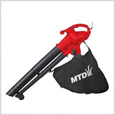 Kombigeräte: MTD - BV 2500 E