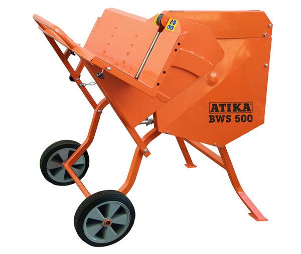 Wippkreissägen:                     Atika - BWS 500