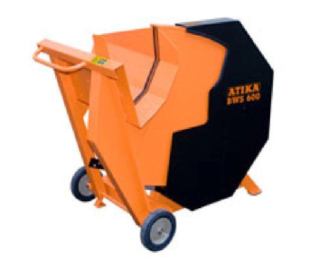 Wippkreissägen:                     Atika - BWS 600