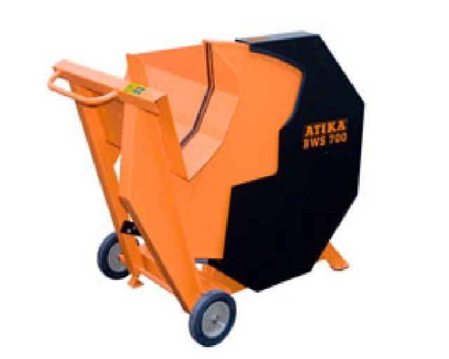 Wippkreissägen:                     Atika - BWS 700