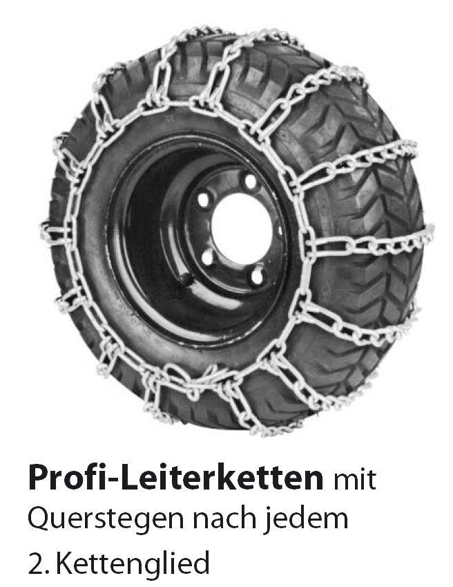 1 Paar Profi-Leiter-Schneeketten jetzt für nur 35,90 € Maße: 4.00-8