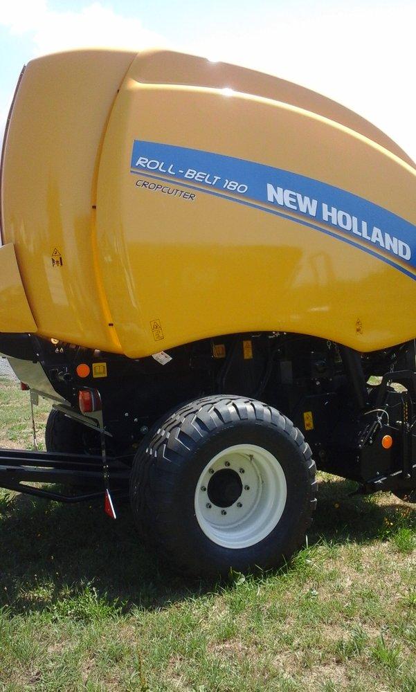 Pressen:                     New Holland - Ballenpresse Roll-Belt 180 CropCutter