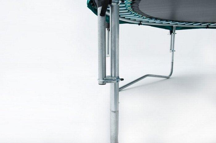 Vollständige galvanisierter Rahmen für Nachhaltigkeit / Verbindung der Beine mit Klicksystem für eine noch solidere Konstruktion
