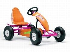 Pedal GoCarts: BERG Toys - Berg Traxx John Deere BF-3