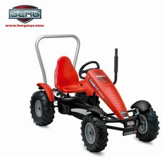 Pedal GoCarts: BERG Toys - Berg Traxx Case-IH BF-3