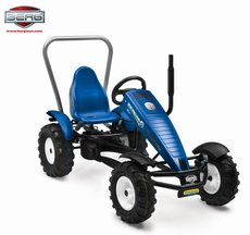 Pedal GoCarts: BERG Toys - Berg Traxx New Holland BF-3