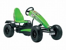 Pedal GoCarts: 								BERG Toys - Berg Rally Orange