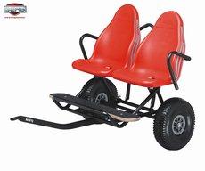 Anhänger: BERG Toys - Berg Zweisitzer Aufbau