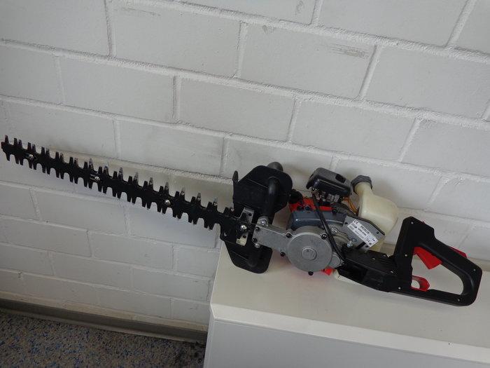 Messer ohne jede Abnutzung = die Maschine ist fast nicht benutzt