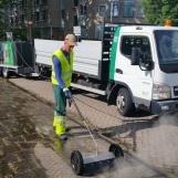 Bodenpflegetechnik: Mantis ULV - BioMant Aqua WS-I und WS-II Modelle