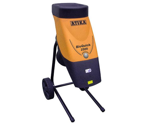 Gartenhäcksler:                     Atika - BioQuick 2500