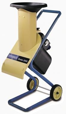 Gartenhäcksler:                     Scheppach - Biostar 2000
